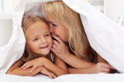 Jadilah Pendengar yang Baik bagi Anak