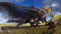 Penjualan Monster Hunter 4 Ultimate Capai 2 Juta Kopi di Jepang