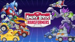 Angry Birds Transformers Sudah Hadir di App Store