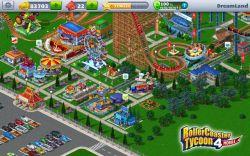 Rollercoaster Tycoon 4 Mobile Sudah Tersedia di Google Play
