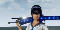 Game Action Indie Bertema Samurai, Alice in Tokyo Wonderland Hadir di Greenlight dan Kickstarter