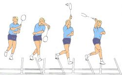 Pengertian Taktik dan Teknik Olahraga Bulu Tangkis