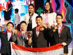 Prestasi Membanggakan Indonesia dalam Ajang Wizmic 2014