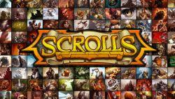 Game Bertema Card Battle, Scrolls Akan Dirilis Secara Resmi dalam Waktu Dekat