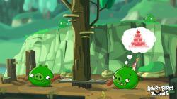 Bermain Angry Birds Berpotensi Mengurangi Selera Makan?
