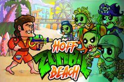 Hoff Zombie Beach, Kalahkan Para Zombie di Pantai Bersama David Hasselhoff