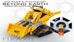 Inilah Desain Mainan Lego yang Terinspirasi dari Game Civilization: Beyond Earth