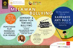 Festival Hari Anak: Melawan Bullying