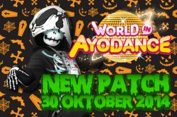 World in Ayodance Indonesia Luncurkan Update Terbaru Bertemakan Halloween