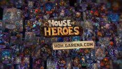 House of Heroes, Serunya Moba dalam Bentuk Kartu