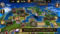 Civilization Revolution 2 Kini Hadir di Android