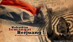 Memperingati Hari Pahlawan 10 November