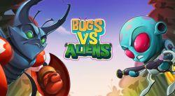 Serunya Pertempuran Serangga Melawan Alien di Game Action Runner Berjudul Bugs vs. Aliens
