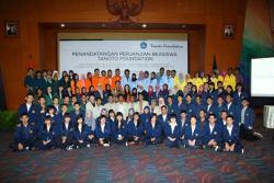 Raih Beasiswa S1 dan S2 Tanoto Foundation di PTN Unggulan Indonesia
