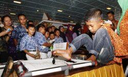 Ratusan Anak Berkebutuhan Khusus Mengikuti Gebyar PKLK dan Lomba Keberbakatan 2014