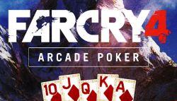 Far Cry 4 Dapatkan Aplikasi Pendampingnya Berupa Game Poker