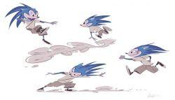 Inilah Konsep Awal dari Sonic Boom: Rise of Lyric