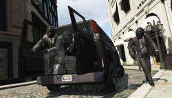 Perampok Bersenjata Serang Peluncuran Grand Theft Auto V