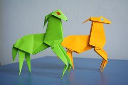 Jenis Jenis Seni Origami