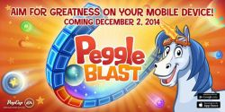 Peggle Blast Siap Meluncur di iOS dan Android Minggu Depan