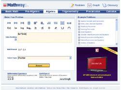 Belajar dan Menyelesaikan Soal Matematika Menjadi Mudah dengan Mathway
