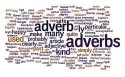 Penggunaan Adverb Endings pada Kalimat