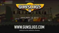 Gunslugs 2 Dapatkan Tanggal Rilis, Trailer Baru dan Versi Demo