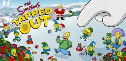 The Simpsons: Tapped Out Dapatkan Update Natal