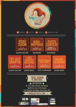 Bandung Education Festival 2015