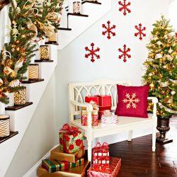 Dekorasi Rumah Jelang Natal Lewat Bunga