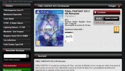 Final Fantasy X X-2 HD Remaster Dikabarkan Akan Hadir untuk Playstation 4