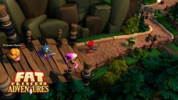 Fat Princes Adventures Diumumkan Hadir untuk Playstation 4