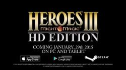 Heroes of Might and Magic 3 HD Edition Segera Meluncur ke iPad dan Tablet Android di Januari 2015