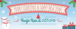 Banjir Koin di Astore Menyambut Natal dan Tahun Baru