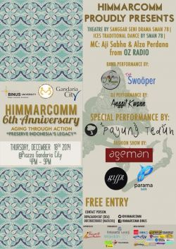 Himmarcomm 6th Anniversary