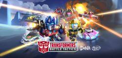 Transformers: Battle Tactics Akan Segera Hadir di iOS dan Juga Android