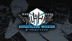 Teaser Site untuk World Trigger: Borderless Mission Dibuka