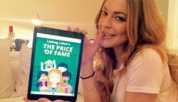 Space Inch Luncurkan Lindsay Lohan'S The Price of Fame