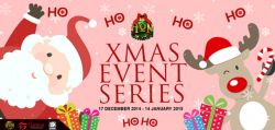 Rayakan Natal Bersama Xmas Event Series di Heroes of Newerth Indonesia