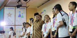 Prestasi Anak Indonesia dalam Ajang Olimpiade Online Nasional 2014