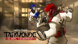 Taekwondo Game Global Tournament Sekarang Sudah Tersedia di App Store dan Google Play Store