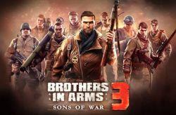 Gameloft Resmi Luncurkan Brothers in Arms 3