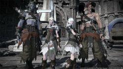 Square Enix Ungkap Detail Ras, Job dan Raid Ekspansi Heavensward FF IX: A Realm Reborn