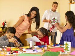 Natal Makin Semarak dengan Menghias Kamar Anak