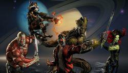 James Gunn Tegaskan Bahwa Gotg Bukanlah Prequel dari The Avengers: Infinity War