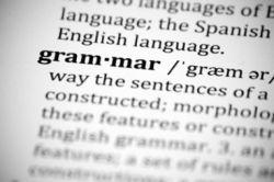 Ketika Belajar Grammar, Ini yang Harus Anda Tahu!