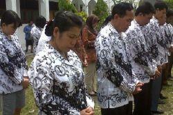 Di Bekasi, Jumlah Guru Berstatus Kontrak Lebih Banyak dari PNS