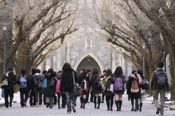 Kuliah di Negeri Sakura Lewat Beasiswa Master Sains di University of Tokyo 2015/2016