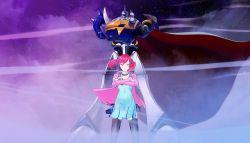 Digimon Story: Cyber Sleuth Perkenalkan Karakter Nokia dan Omnimon