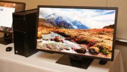 Hewlett-Packard Pamerkan Layar Desktop 4k dan 5k pada Consumer Electronics Show 2015